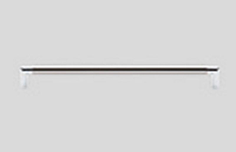 217 Edelstahlfarbig und Chrom Glanz, BD 320mm (160mm)