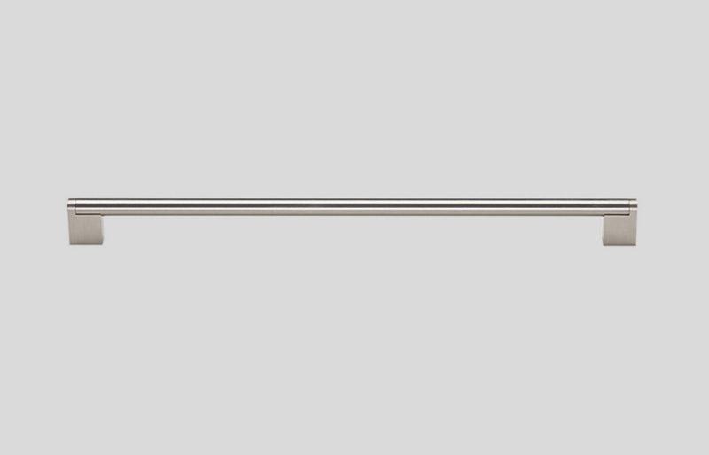 R890 Relingstange Edelstahlfarbig
