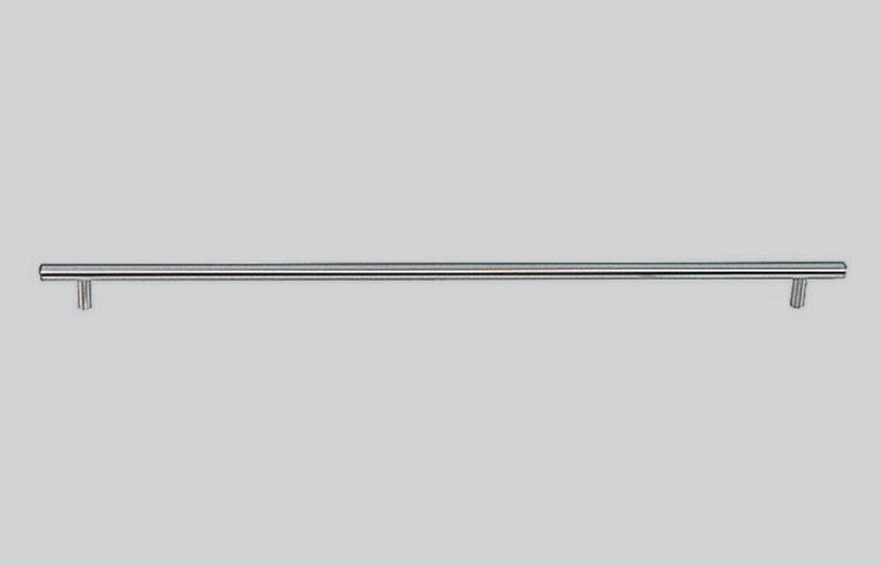 R900 Relingstange Edelstahlfarbig