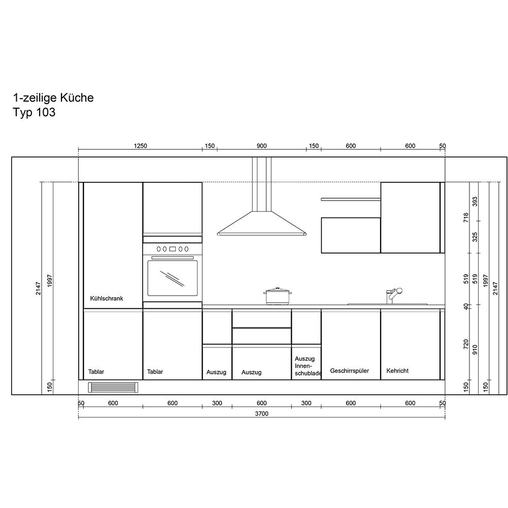Plan Küche | Latribuna