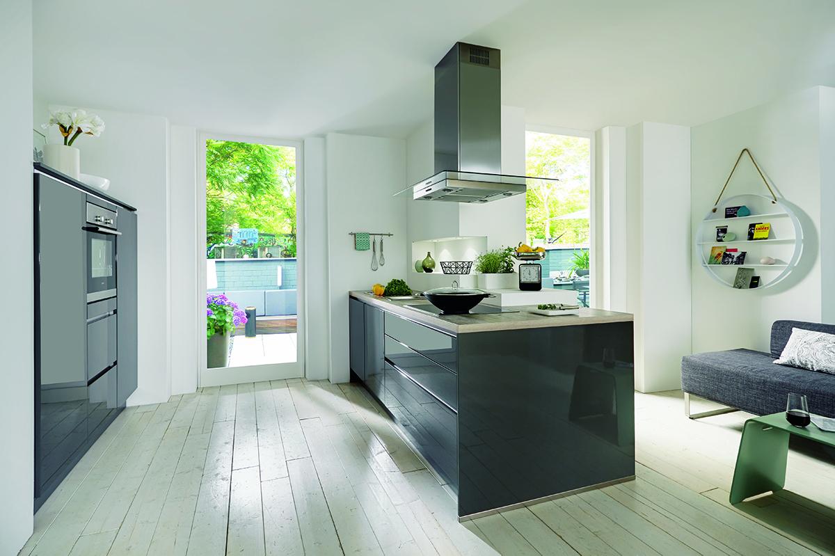 Küche Typ 703 – LINE N – Konfigurierbar – MAERKI ONLINESHOP