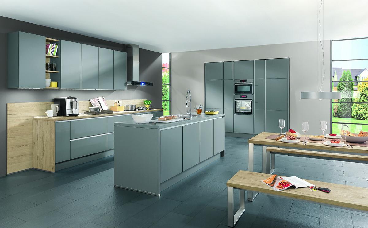 Küche Typ 704 – LINE N – Konfigurierbar – MAERKI ONLINESHOP